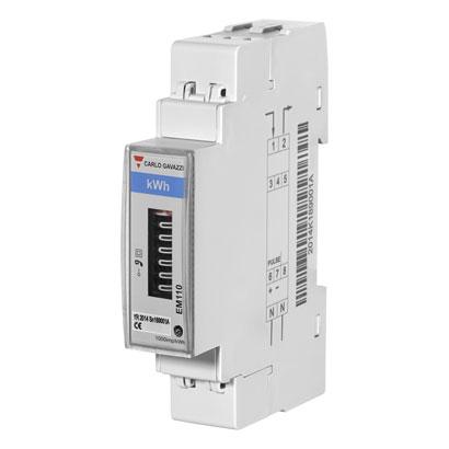 Energimätare 1-fas EM110