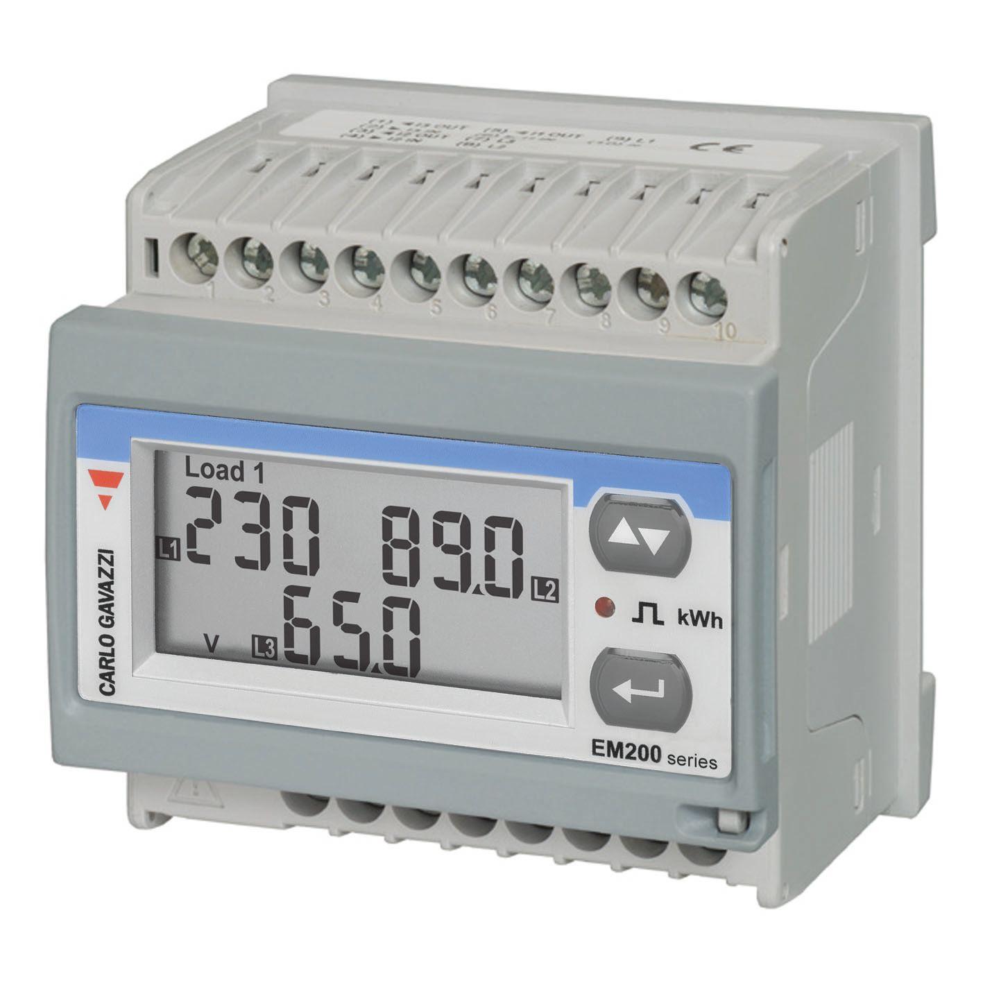Energimätare 3-fas EM210
