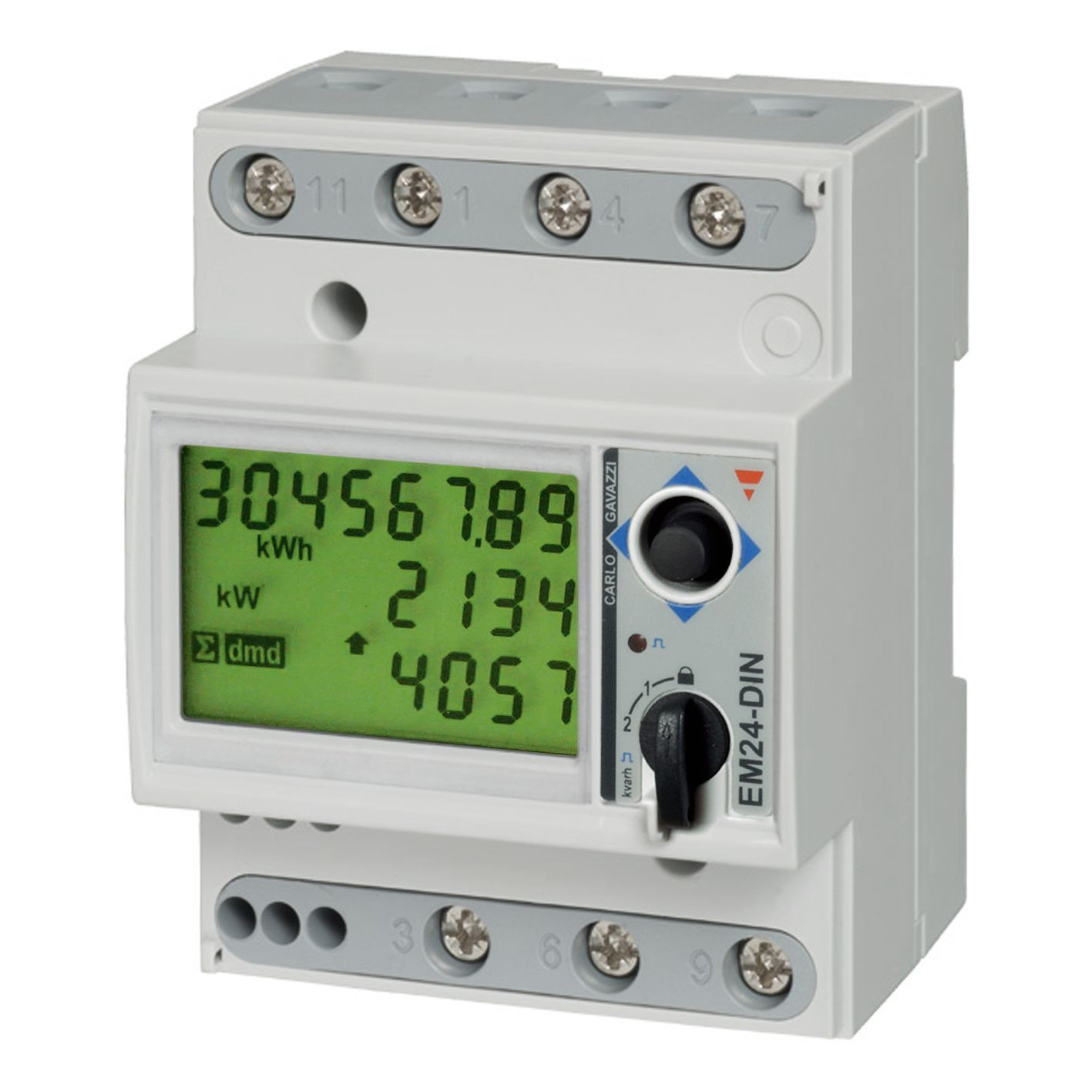 Energimätare 3-fas EM24