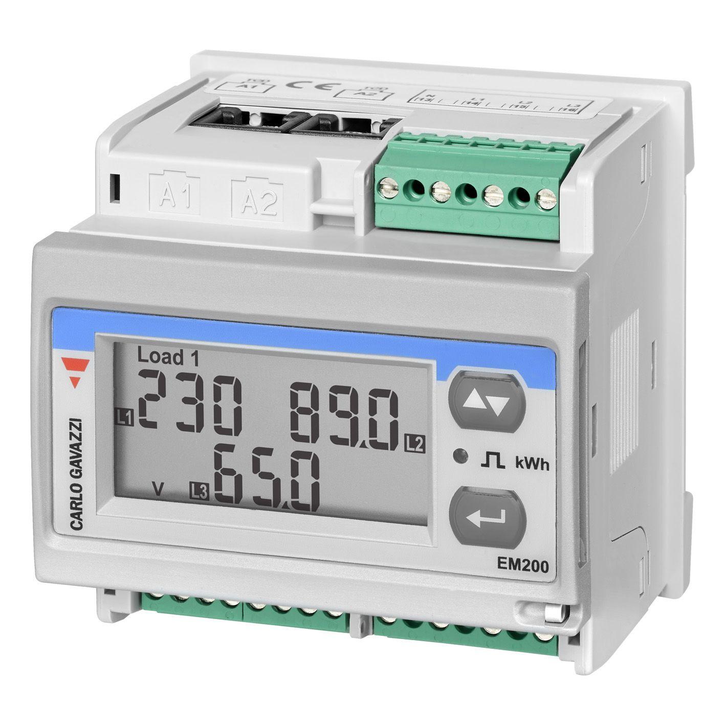 Energimätare 3-fas EM280