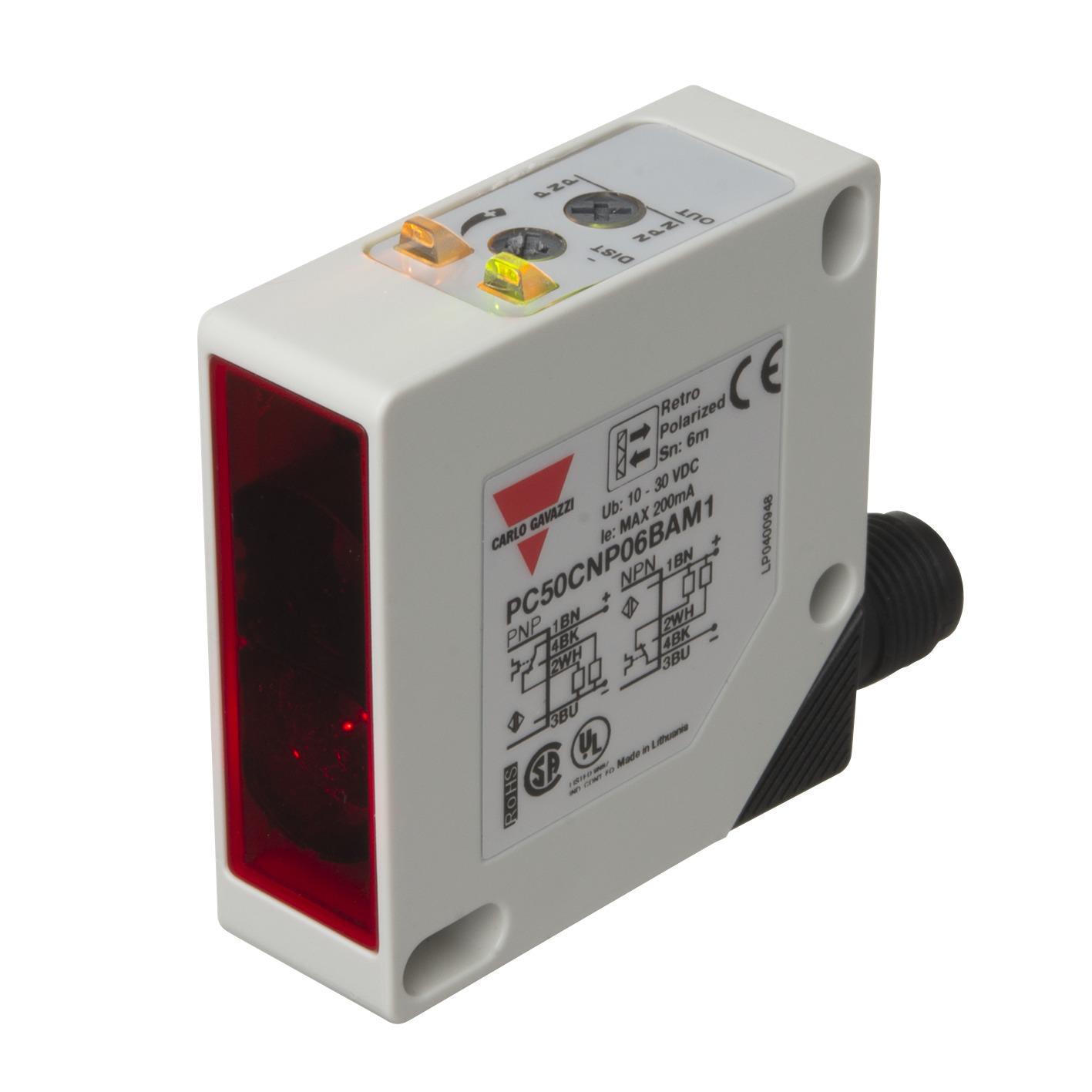 FOTOCELLER PC50 PC50CNP06BAM1