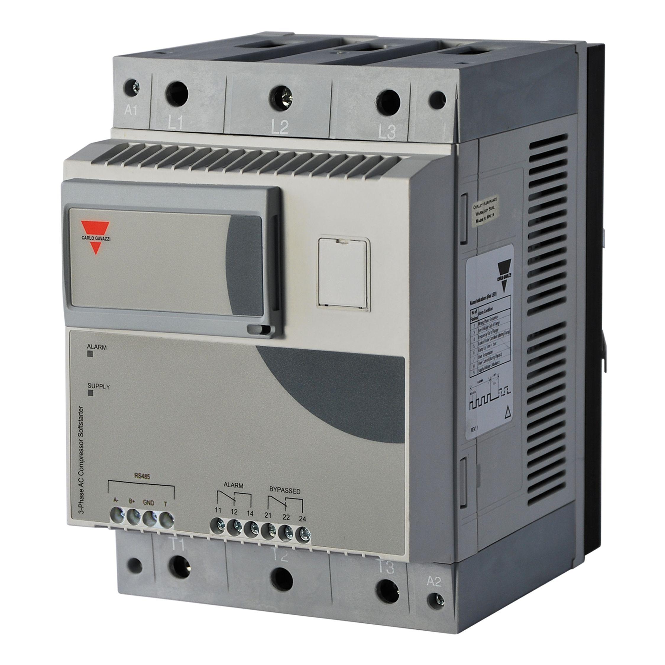 RSBT48 Mjukstartare Scrollkompressorer