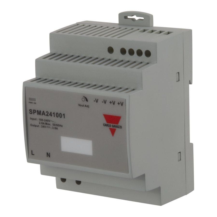 SPMA 100W 24VDC 3.8A