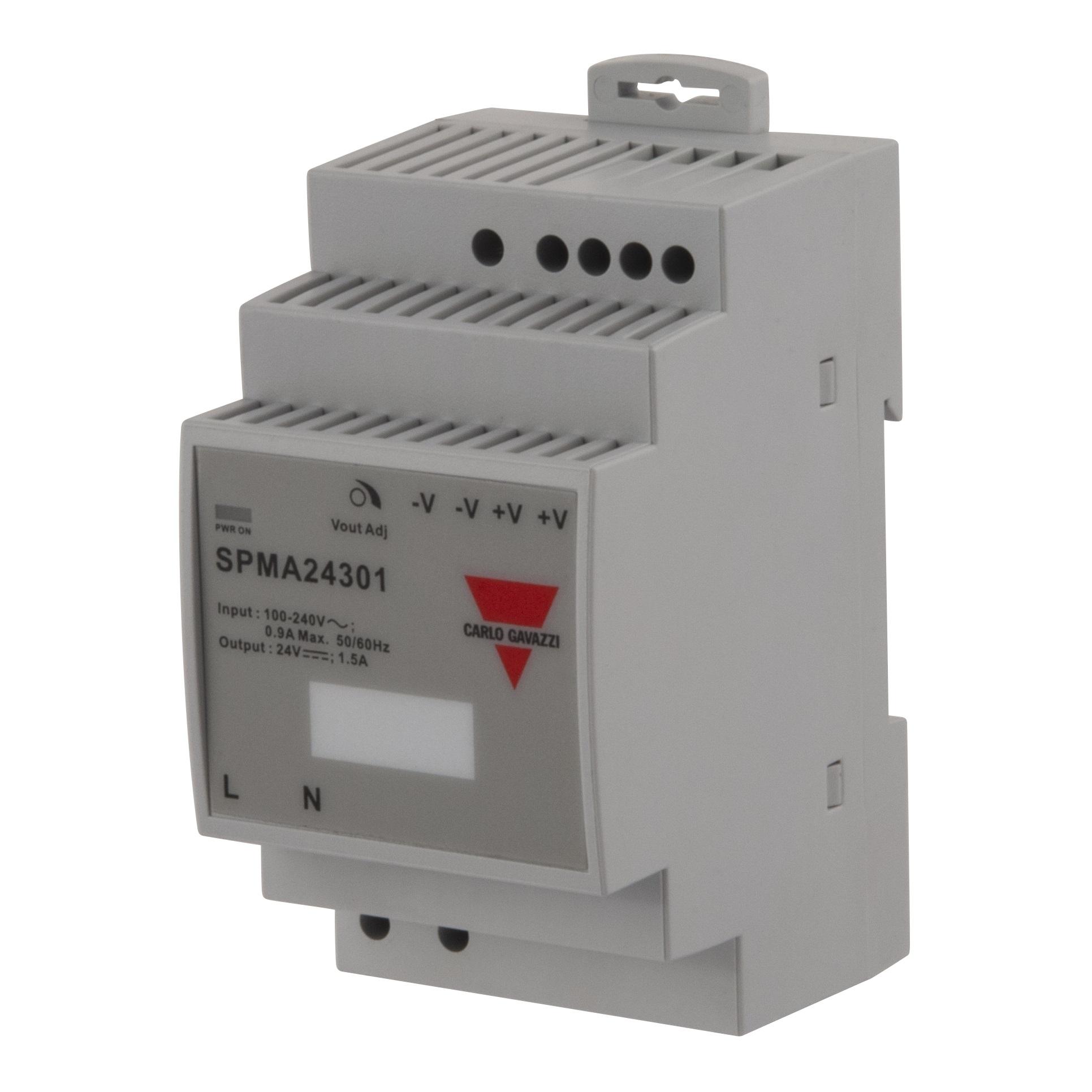 SPMA 30W 24VDC 1.5A