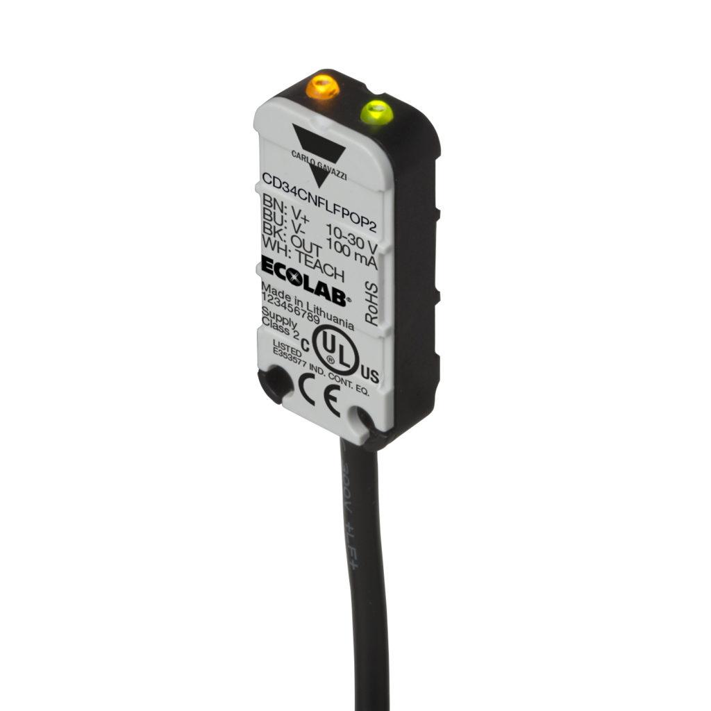 Kapacitiv Sensor CD34CNFLFNO